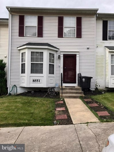 8551 Ritchboro Road, District Heights, MD 20747 - MLS#: 1009913004