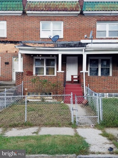 74 S Morley Street, Baltimore, MD 21229 - MLS#: 1009913142