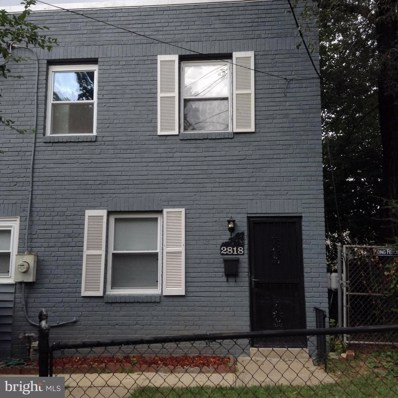 2816 R Street SE, Washington, DC 20020 - #: 1009913232