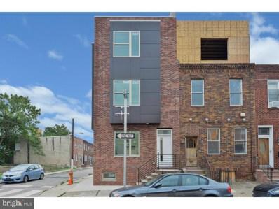 1627 S 20TH Street, Philadelphia, PA 19145 - MLS#: 1009913418