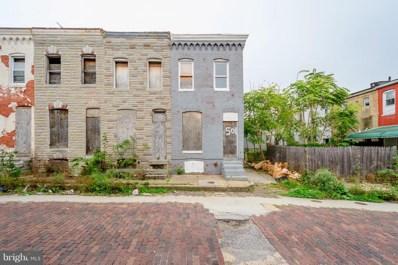 501 N Brice Street, Baltimore, MD 21223 - #: 1009913704
