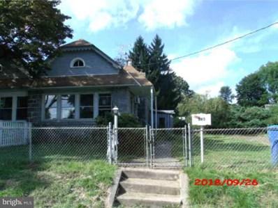 825 Main Street, Croydon, PA 19021 - MLS#: 1009913868