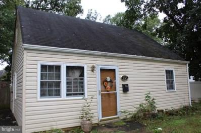 165 Polk Drive, Manassas Park, VA 20111 - MLS#: 1009914104
