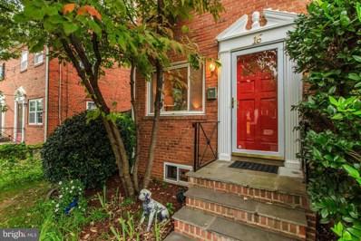 16 Myrtle Street E, Alexandria, VA 22301 - MLS#: 1009914170