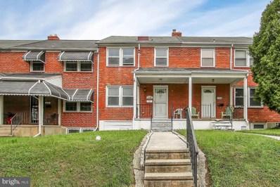 1406 E Cold Spring Lane, Baltimore, MD 21239 - MLS#: 1009914176