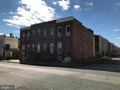 1309 W Ostend Street, Baltimore, MD 21223 - MLS#: 1009914196