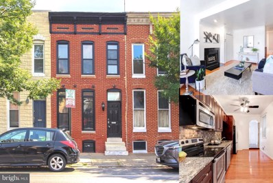 1031 S Hanover Street, Baltimore, MD 21230 - #: 1009914262