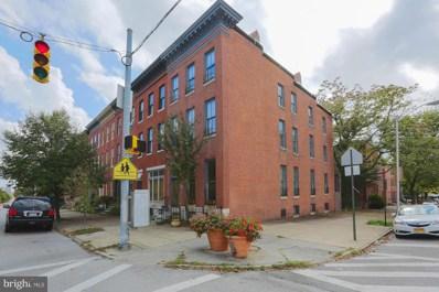 1533 Lombard Street W, Baltimore, MD 21223 - MLS#: 1009914632