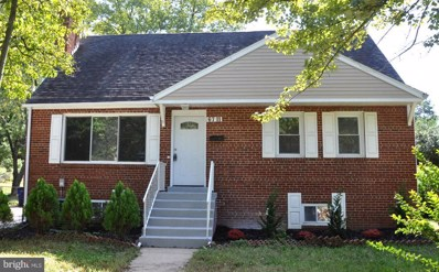 6711 Kipling Parkway, District Heights, MD 20747 - MLS#: 1009917876