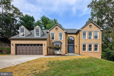 1401 Foggy Glen Court, Silver Spring, MD 20906 - #: 1009918176