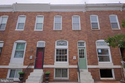 607 Lakewood Avenue, Baltimore, MD 21224 - MLS#: 1009918304