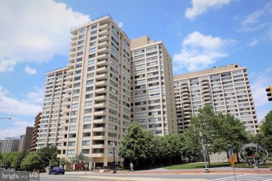 4515 Willard Avenue UNIT 1110S, Chevy Chase, MD 20815 - MLS#: 1009919222