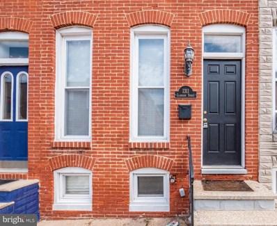 1311 Clarkson Street, Baltimore, MD 21230 - MLS#: 1009919418