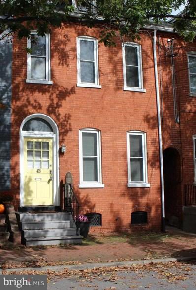 409 W Lemon Street, Lancaster, PA 17603 - MLS#: 1009920098