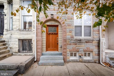 2269 Madison Avenue, Baltimore, MD 21217 - MLS#: 1009920130