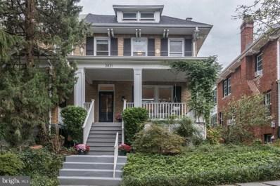 3831 Garfield Street NW, Washington, DC 20007 - #: 1009920324