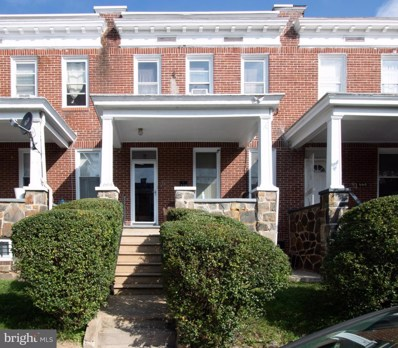658 Dumbarton Avenue, Baltimore, MD 21218 - MLS#: 1009920606