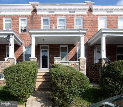 658 Dumbarton Avenue, Baltimore, MD 21218 - #: 1009920606