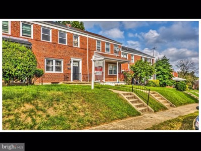 836 Bradhurst Road, Baltimore, MD 21212 - MLS#: 1009920826