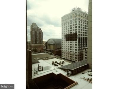 1324 Locust Street UNIT 1016, Philadelphia, PA 19107 - #: 1009920996
