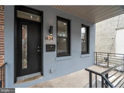 1434 N Corlies Street, Philadelphia, PA 19121 - #: 1009921276
