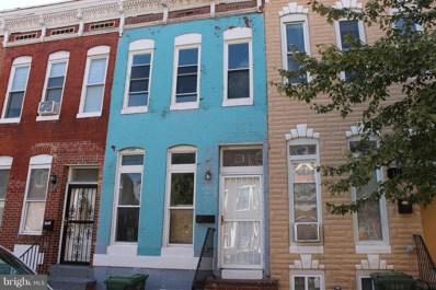 1025 W Fayette Street, Baltimore, MD 21223 - #: 1009921312
