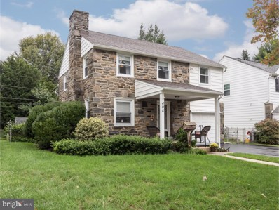 408 Maplewood Road, Springfield, PA 19064 - MLS#: 1009921550