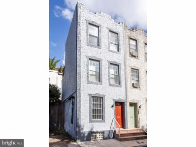 907 Manning Street, Philadelphia, PA 19107 - #: 1009921590