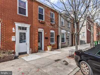 2205 Essex Street, Baltimore, MD 21231 - MLS#: 1009921646