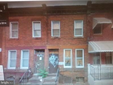 2323 N Lambert Street, Philadelphia, PA 19132 - #: 1009921704