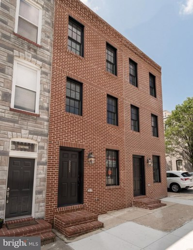 2527 Fleet Street, Baltimore, MD 21224 - MLS#: 1009924986