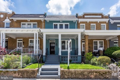 616 Delafield Place NW, Washington, DC 20011 - MLS#: 1009925242