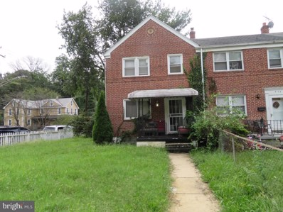 5101 Frederick Avenue, Baltimore, MD 21229 - MLS#: 1009925312