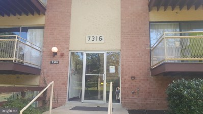 7316 Lee Highway UNIT 204, Falls Church, VA 22046 - MLS#: 1009926864