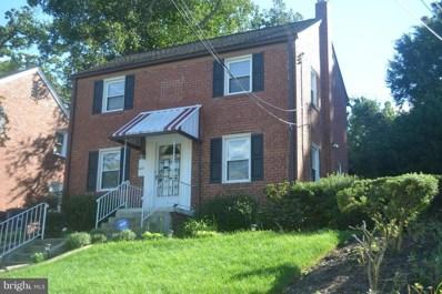 1413 Jefferson Street, Hyattsville, MD 20782 - #: 1009926902