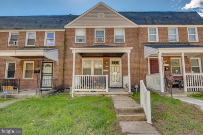 5015 Frederick Avenue, Baltimore, MD 21229 - #: 1009927134