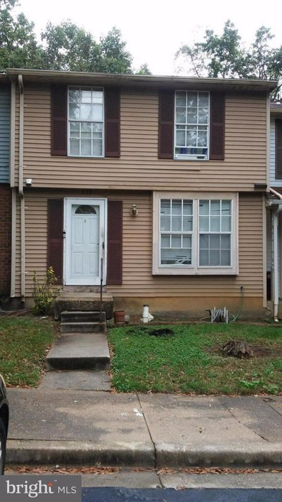 330 Shady Glen Drive, Capitol Heights, MD 20743 - #: 1009927260