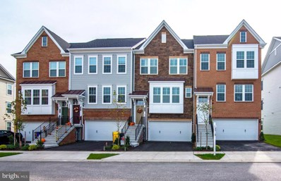 7823 Bakers Creek Lane, Hanover, MD 21076 - MLS#: 1009928928