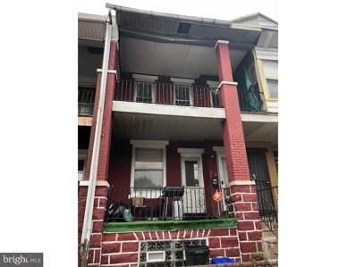 1522 S 55TH Street, Philadelphia, PA 19143 - MLS#: 1009929438