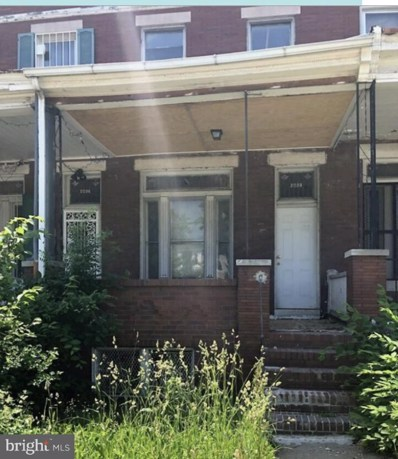 2038 N Washington Street, Baltimore, MD 21213 - MLS#: 1009932808