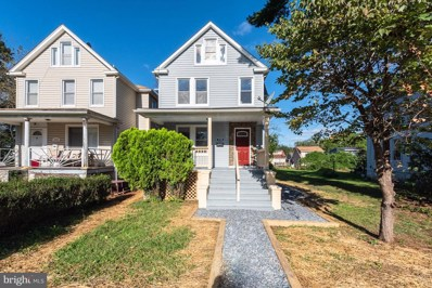 3702 Milford Avenue, Baltimore, MD 21207 - #: 1009932844