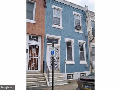 3829 N 15TH Street, Philadelphia, PA 19140 - #: 1009933440