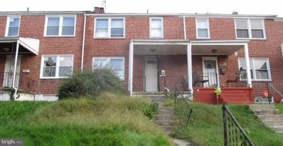 1006 Reverdy Road, Baltimore, MD 21212 - #: 1009933476