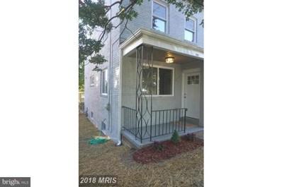 735 Oglethorpe Street NE, Washington, DC 20011 - #: 1009933552