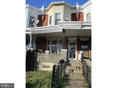 5537 Webster Street, Philadelphia, PA 19143 - #: 1009933578