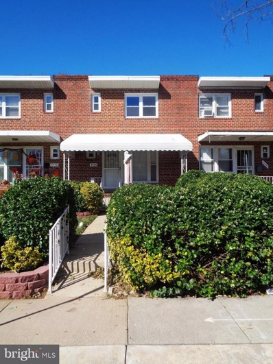 4168 Crestheights Road, Baltimore, MD 21215 - #: 1009934444