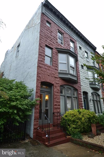 1625 Bolton Street, Baltimore, MD 21217 - MLS#: 1009934508