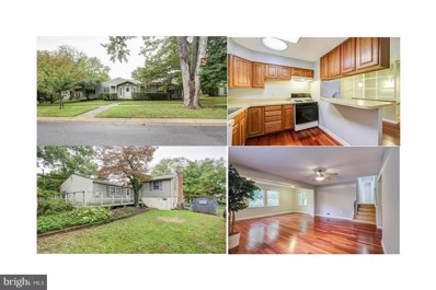 717 Woodburn Road, Rockville, MD 20851 - MLS#: 1009934556