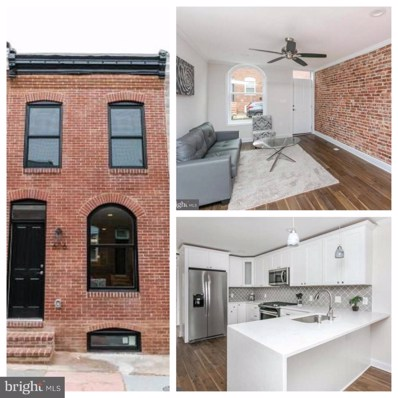 606 S Robinson Street, Baltimore, MD 21224 - MLS#: 1009935076