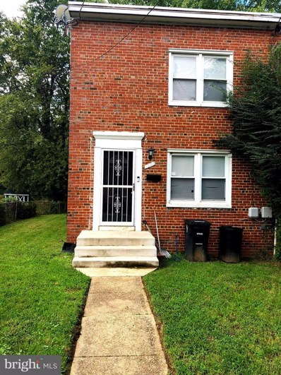 1266 Booker Terrace, Capitol Heights, MD 20743 - MLS#: 1009935324